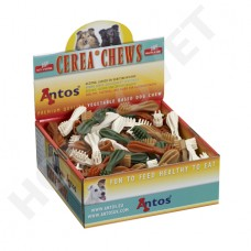 Cerea Toothbrush Dog Chews 3 sizes