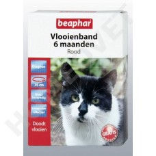 Flea Collar by Beaphar for up to six months (cats)