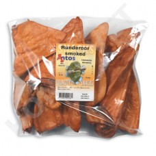 Large Smoked Cow Ears Dog Chews