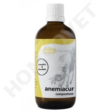 Simicur Anemiacur compositum veterinary homeopathy, for horses, dogs and cats