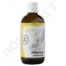 Simicur Stopcur compositum veterinary homeopathy, for horses, dogs and cats