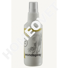 Simicur Woundspray animal homeopathy, for horses, dogs and cats