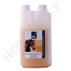 Homeovet Bronchosan syrup for horses to support the respiratory tract