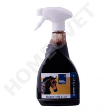 Homeovet Horse Fly Free repellant Powerful long lasting action formula of natural essential oils