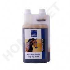 Homeovet Hyaluron Forte- Hyaluronic acid for horses to support joint health and flexibility, competition or aging can lead to degradation of cartilage and the synovial fluid