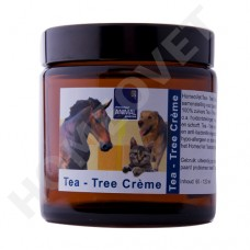 Tea Tree ointment for horses and pets.