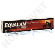 Eqvalan Horse Wormer - Oral paste for horses