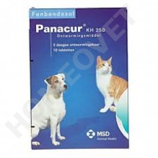 Panacur KH 250 Dog and Cat Wormer