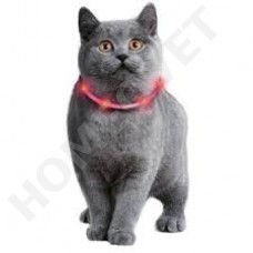 Visio Light - LED lighted cat collars