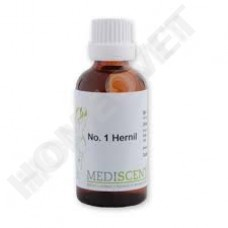 MediScent Hernil  -  Bio Tincture for Animals