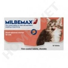 Milbemax Worming Tablets for Cats and Kittens