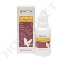 Versele Laga Canto-Vit Liquid - for singing and fertility.