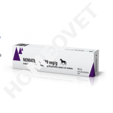 Nematel-P Wormer oral paste for horses up to 700 kg