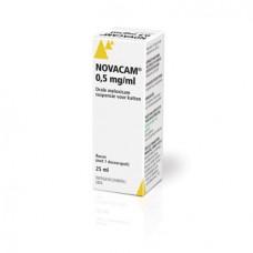 Novacam 0.5 mg /ml Meloxicam for cats