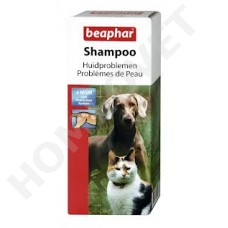 Beaphar Shampoo - skin problems